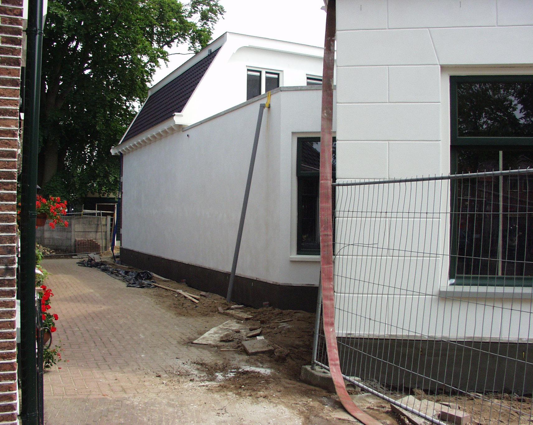Kalk Cement Badkamer ~ Kalk cement dunpleister (K13)  Stucadoorsbedrijf